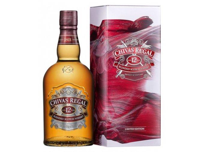 Chivas Regal 12 Years . vlastní design