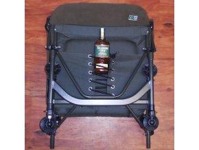 Rybářské luxusní křeslo . Tullamore Dew