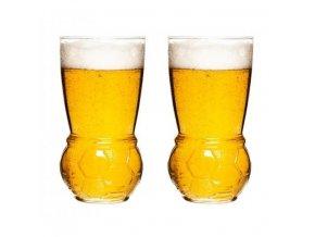 Sklenice na pivo . Friends 2ks, 0.45L